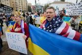 Xe tăng Nga tập trung ở biên giới Ukraine