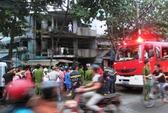 TP HCM: Cháy rụi căn hộ chung cư vắng chủ