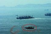 Lợi dụng vụ Sewol, tàu cá Trung Quốc tăng đánh bắt