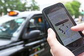 """Tài xế taxi châu Âu điêu đứng vì """"đại gia"""" Uber"""