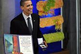 Nghị sĩ Nga đòi tước giải Nobel hòa bình của ông Obama