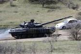 Mỹ: 40.000 lính Nga áp sát biên giới Ukraine