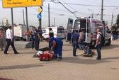 Nga: Tàu điện ngầm trật bánh, 20 người thiệt mạng