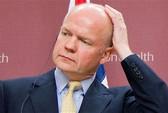 Ngoại trưởng Anh William Hague từ chức