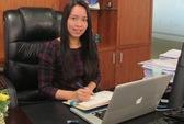 Nữ chủ tịch 8x hiếm hoi trên sàn chứng khoán Việt Nam