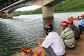 Cán bộ phòng Tài nguyên và Môi trường mất tích trên sông