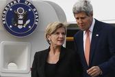Mỹ tuyên bố theo sát tình hình biển Đông