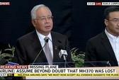 Tin mới nhất: Máy bay mất tích rơi ở Nam Ấn Độ Dương