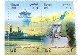 """Ai Cập """"ăn cắp"""" kênh đào Panama"""