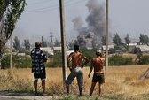 Ukraine tố đoàn xe tăng Nga chạy về phía Donetsk
