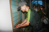 Siêu trộm ở Quảng Nam từng