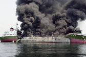 Nhật Bản: Nổ tàu chở dầu trọng tải gần 1000 tấn