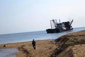 Vụ hút cát gây sập nhà: Trả lời không thỏa đáng