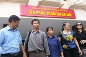 Gia đình ông Nguyễn Thanh Chấn yêu cầu bồi thường hơn 9 tỉ đồng