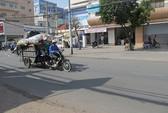 Cấm xe tự chế thu gom rác