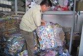 Tiêu hủy 420.000 sản phẩm đồ chơi Trung Quốc