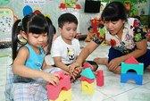 Chỉ 21% trẻ dưới 3 tuổi đến trường