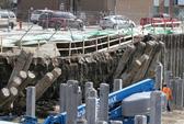 Thái Lan: Sập công trình bệnh viện, 11 người chết