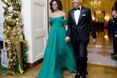 Thu nhập của Tổng thống Obama giảm