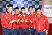 Vòng tranh suất trụ hạng Davis Cup: Việt Nam tự tin