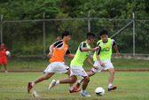Thử thách thể lực U19 Việt Nam