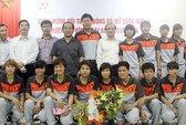 Tuyển nữ chạy đà cho giải châu Á