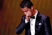 Giọt nước mắt của Ronaldo