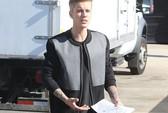 Chơi mạo hiểm, Justin Bieber bị thủng màng nhĩ
