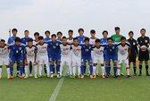 U19 Việt Nam thua đậm đội Sinh viên Nhật Bản