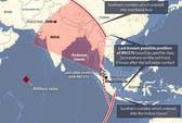 Ấn Độ loại khả năng MH370 vào không phận nước này