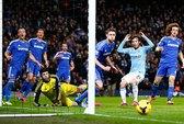 Man City đòi nợ Mourinho