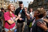Scotland quyết tách khỏi Vương quốc Anh