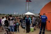 Nga đau đầu vì người tị nạn Ukraine
