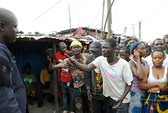 Dịch Ebola xuất hiện Trung Phi