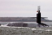 """60% tàu ngầm Mỹ """"canh"""" Trung - Triều"""