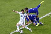 Messi: Đao rời khỏi vỏ!