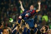 Nụ cười trở lại với Messi