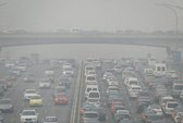 Ô nhiễm ở châu Á làm bão mạnh thêm
