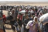 Người Kurd ở Syria chạy trốn IS