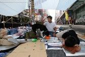 Hồng Kông căng thẳng trở lại