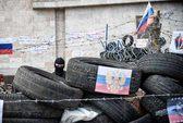 Ukraine: Người biểu tình ly khai tử thủ