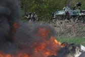 Đông Ukraine đụng độ dữ dội
