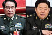 """""""Trảm"""" tướng, Trung Quốc lo cho quân đội"""
