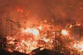 """Đám cháy """"lịch sử"""" dìm trung tâm Los Angeles trong biển lửa"""
