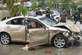 """Trung Quốc: """"Xe điên"""" tông chết 6 người"""