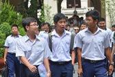 TP HCM: 68.500 thí sinh dự thi vào lớp 10