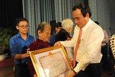 Tặng và truy tặng 432 danh hiệu Mẹ Việt Nam anh hùng