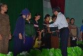 TP HCM tặng quà cho người nghèo đảo Lý Sơn