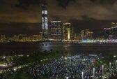 Người dân Hồng Kông biểu tình đòi dân chủ