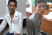 Hiệp sĩ bắt 2 tên cướp đạp nạn nhân té ngã